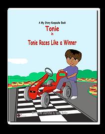 Tonie Races Like a Winner