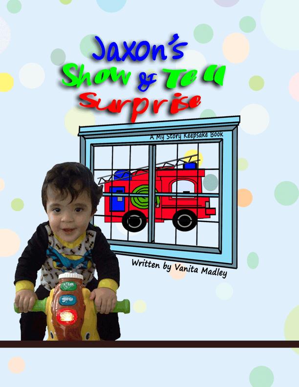 MSK Cover Xander Jaxon