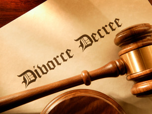 Why I Am Getting a Divorce?