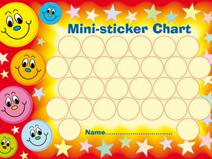 Seek More than Sticker Chart Success