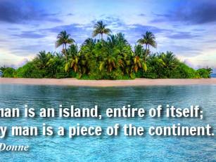 But I Like My Little Island...