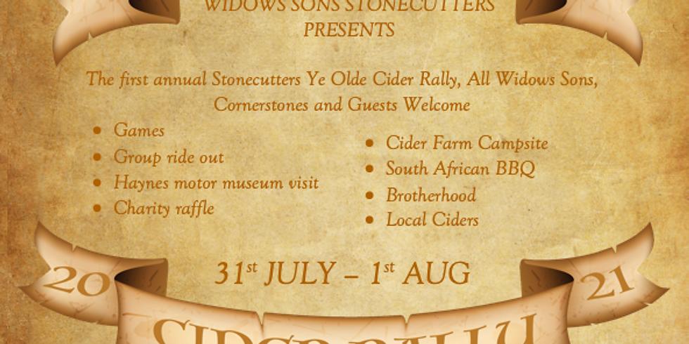 Ye Olde Cider Rally