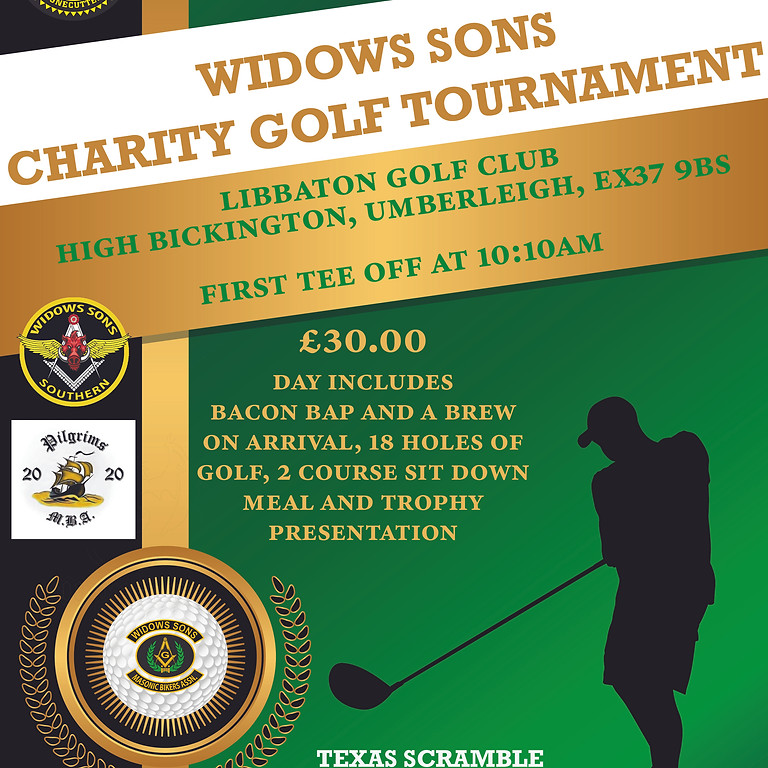 Widows Sons Charity Golf Day