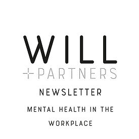 WILL + PARTNER newsletter_mental health.