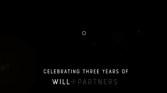 Celebrating three years of WILL+Partners