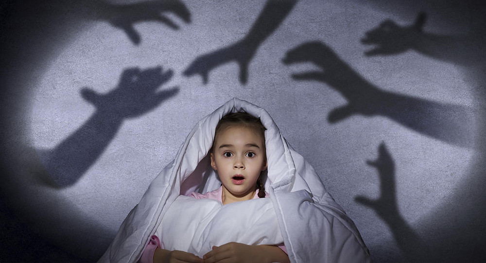Correction of fears at children