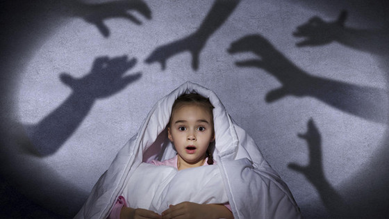 Correction of fears at children for 4-10 years