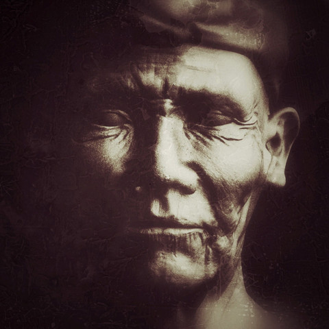 Old Indonesian man