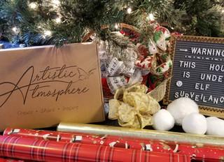Holiday Felt Letter Board Ideas