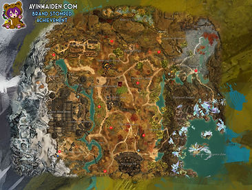 Brand Stomped map