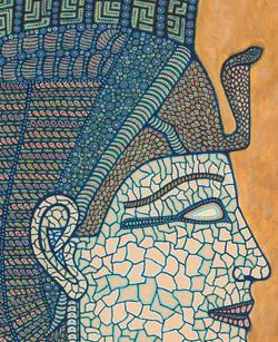 Portrait of an Egyptian Lady-web2
