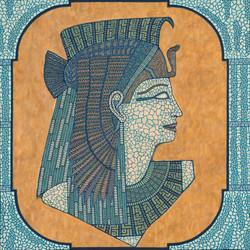 Portrait of an Egyptian Lady-web