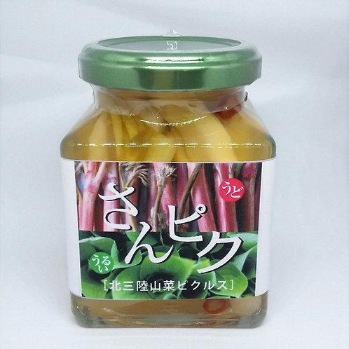山海のうまみ、ぎゅっと!「さんピク-北三陸山菜ピクルス-」マイルドな酸味で新登場!