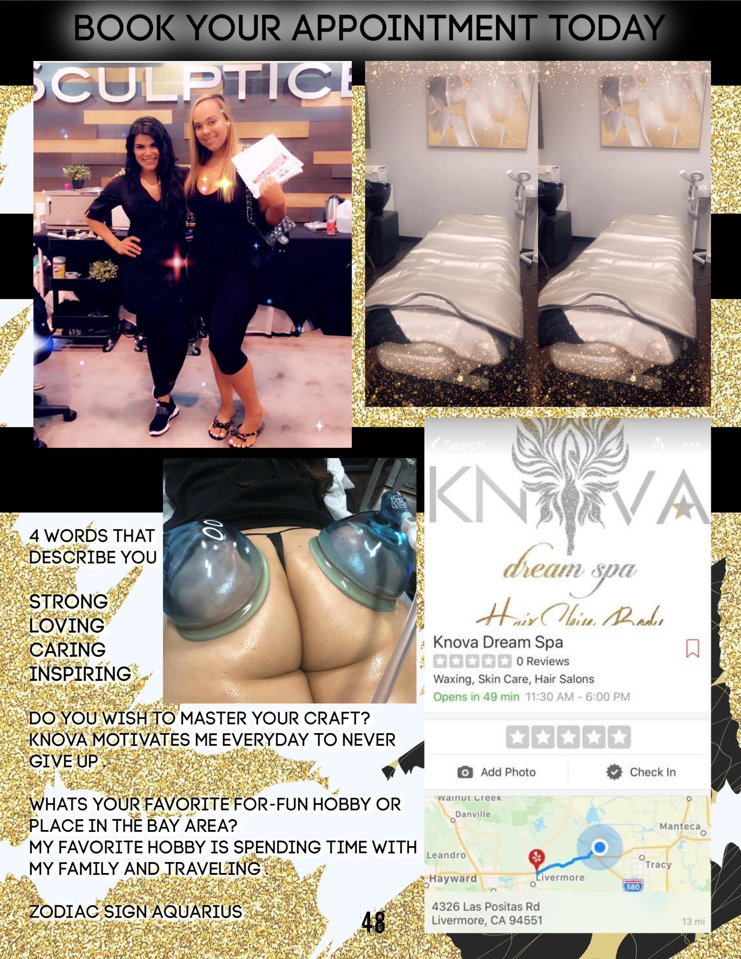48 Knova Dream Spa