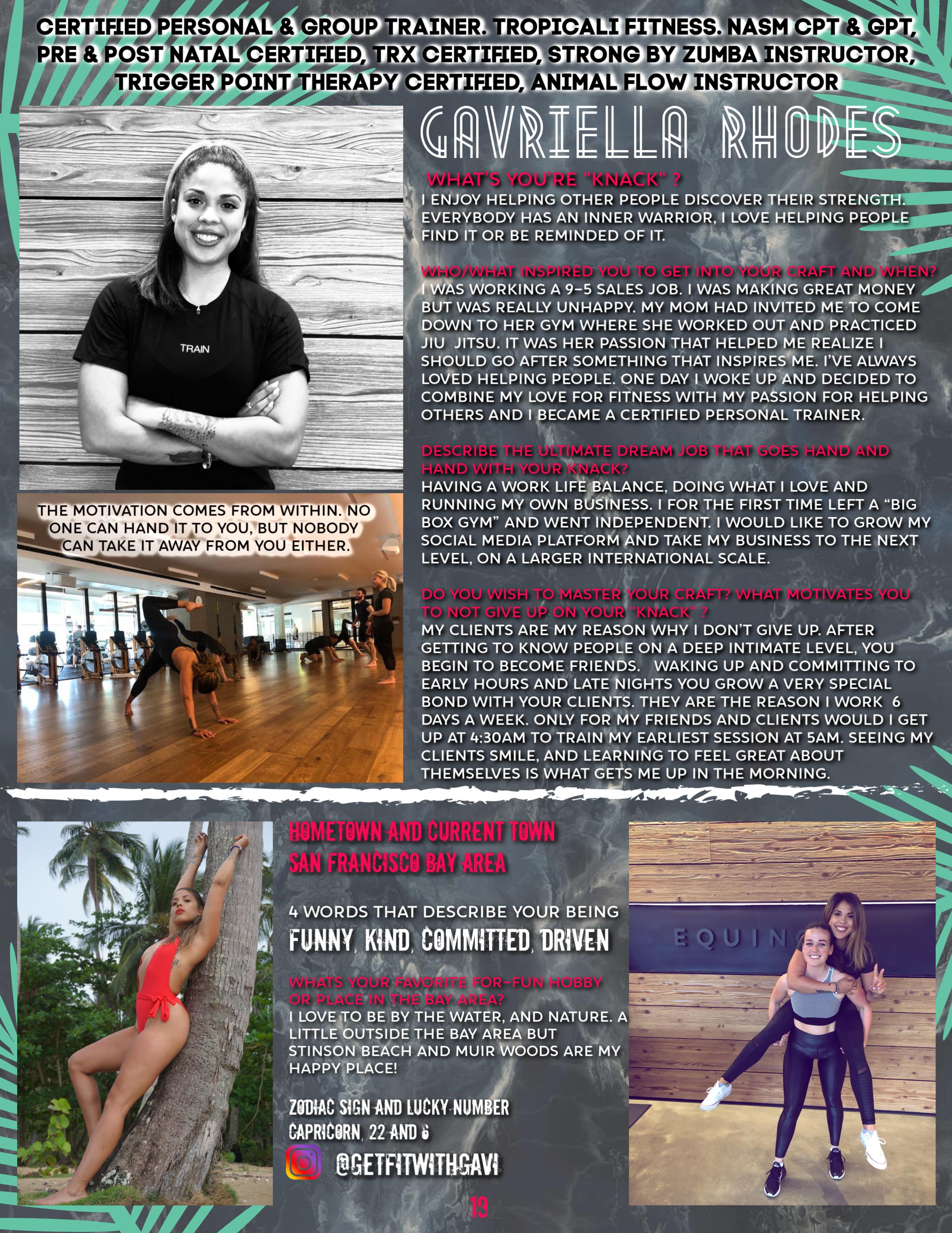 19 Tropicali Fitness