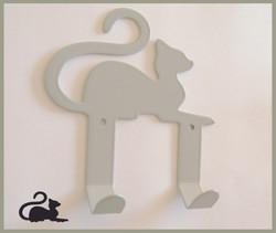 Крючки для одежды Кошки