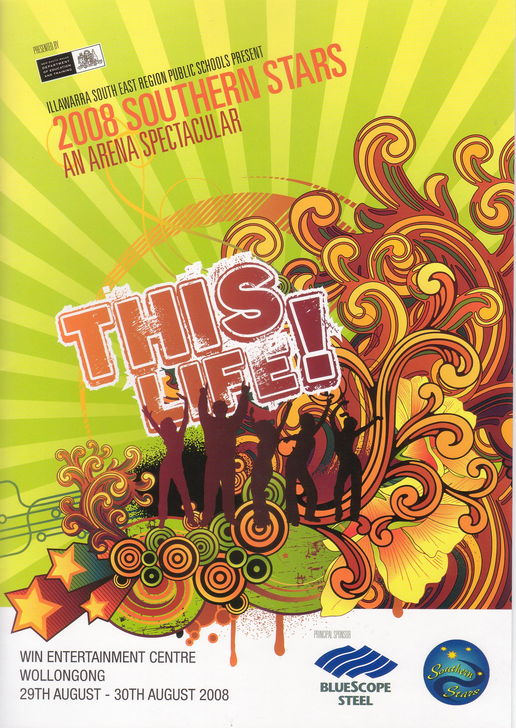 2008 This Life poster