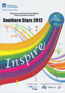 2012 Inspire poster