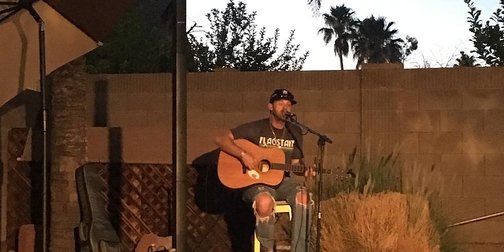 Jesse Rice House Concert