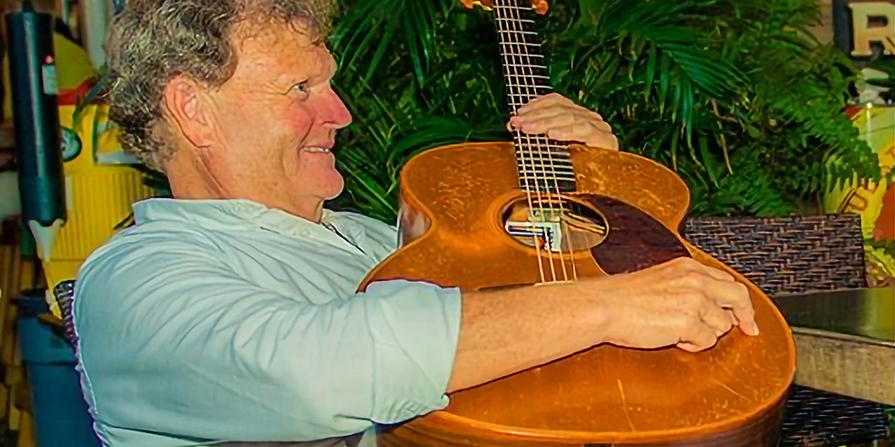 Cancelled - Scott Kirby House Concert