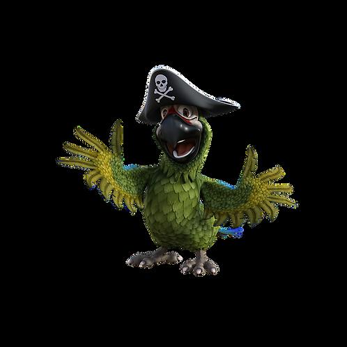 Parrot Grande Silver Sponsor