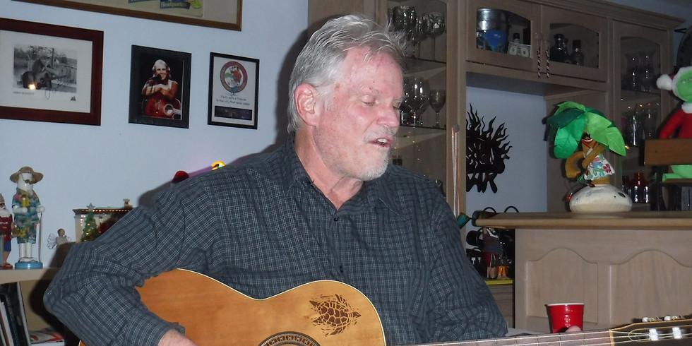 Holiday House Concert with Rob Mehl