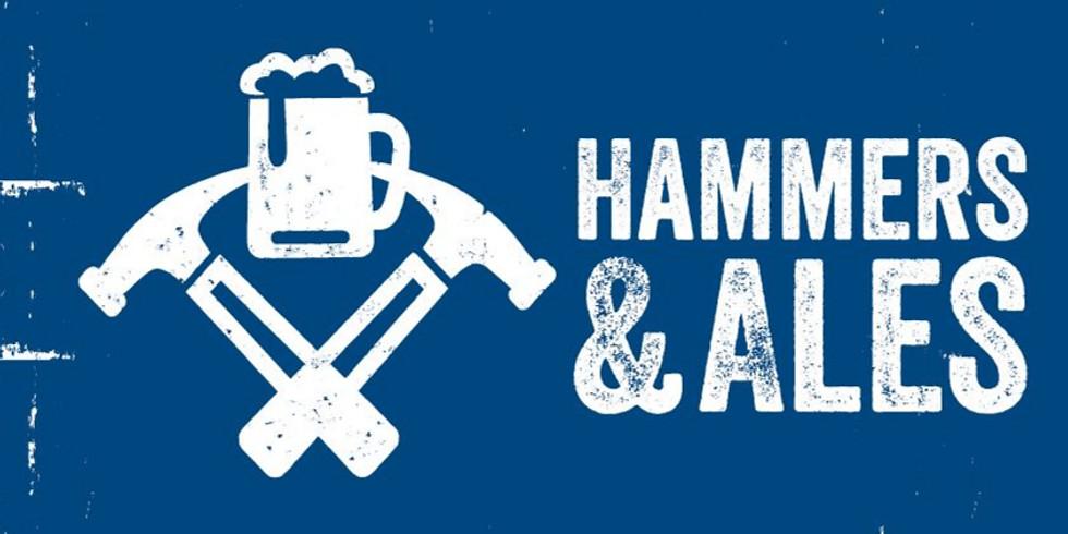 Volunteer for Hammers & Ales
