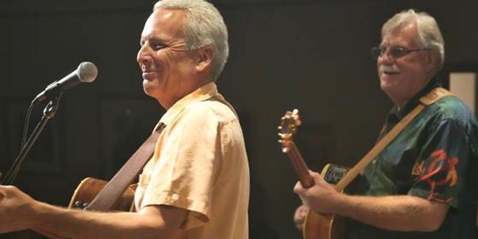 Mark & Rudy B House Concert