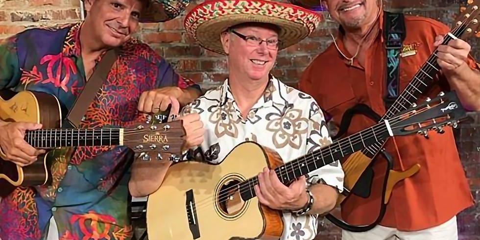 SOLD OUT! - Tres Amigos House Concert