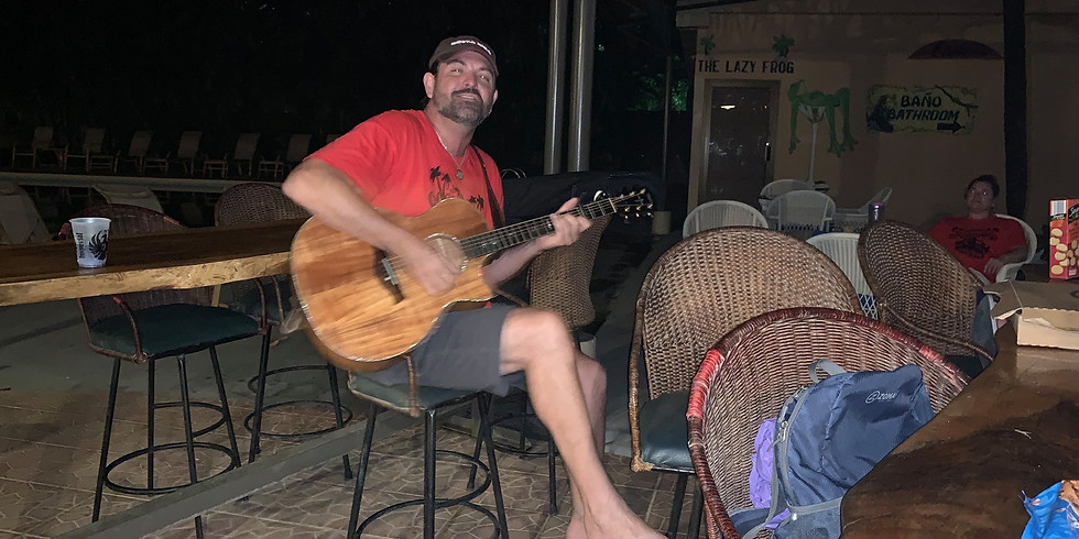 Mike Nash House Concert