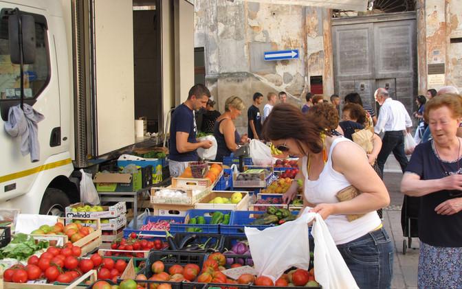 Citta Sant Angelo Mercato