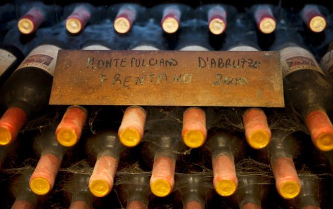 Cantina Frentana Wine Cellar