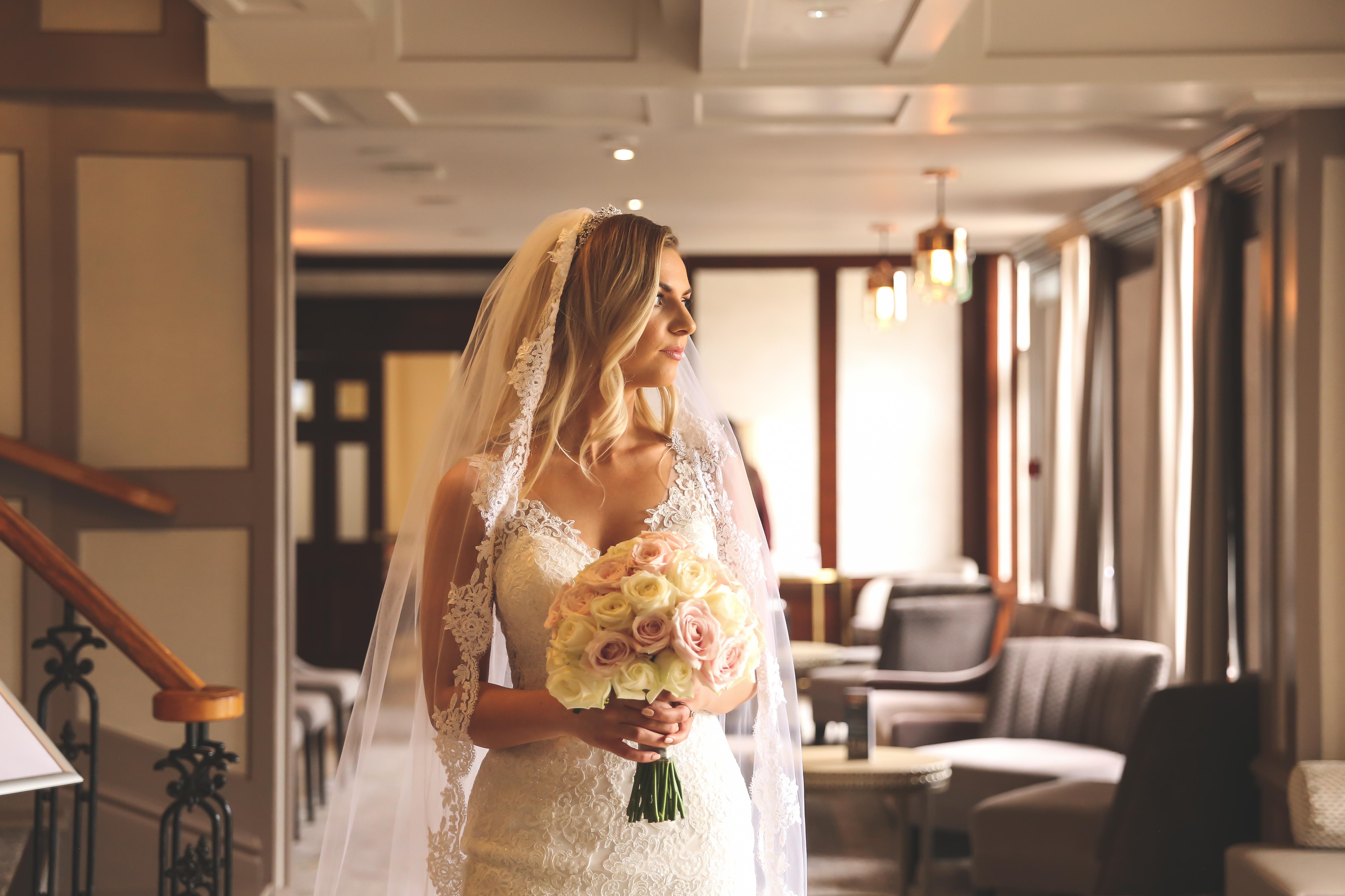 Bride anticipation