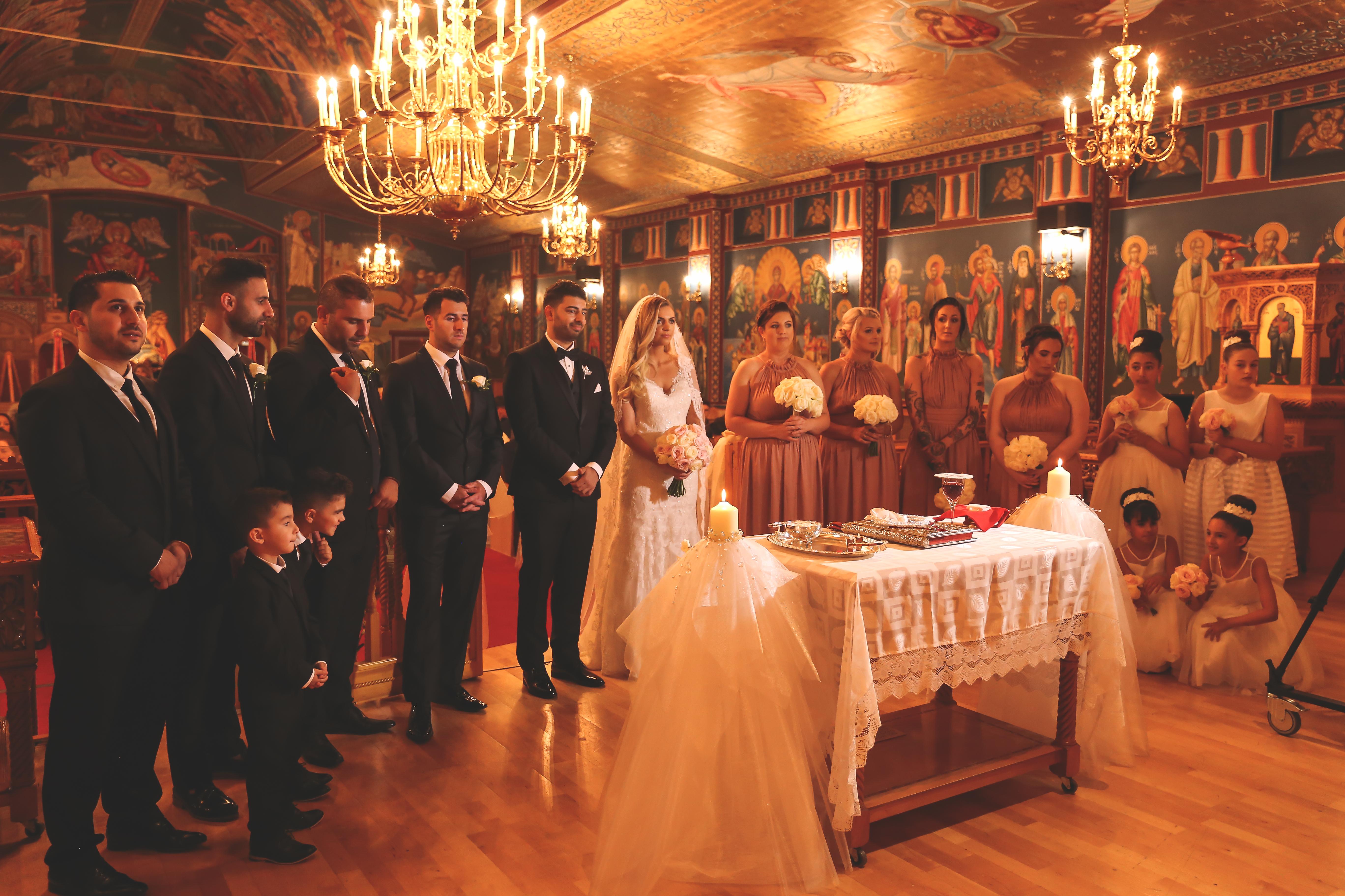christian orthodox wedding