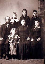 Solwold, Bertha Johanna Ida Gunnar Thora