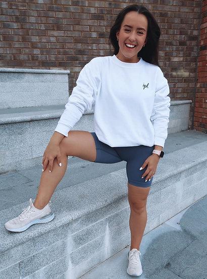 The Sweatshirt (White Edition)