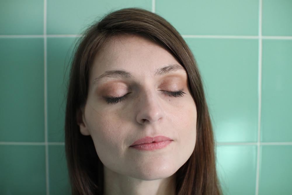 maquillage visage peau sensible
