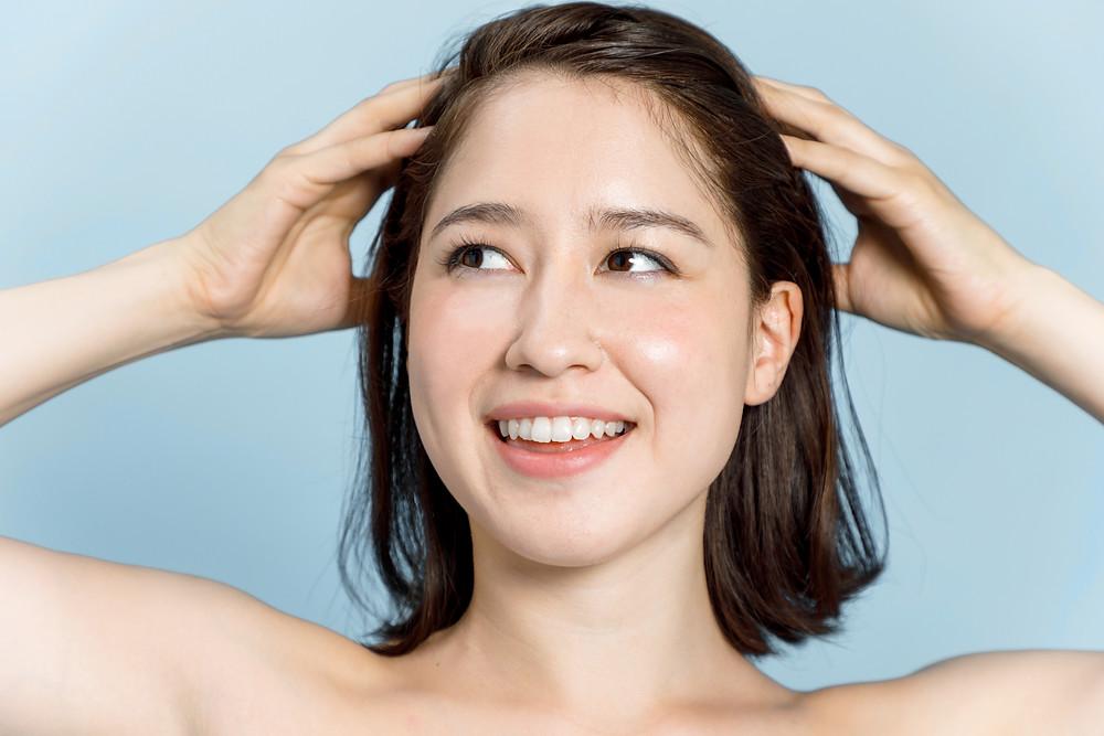 routine capillaire indienne en France pour la chute de cheveux
