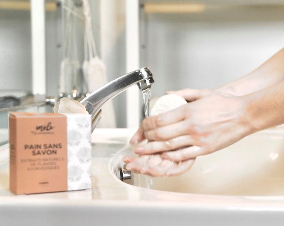 savon sans pour la peau sensible et probleme de la peau