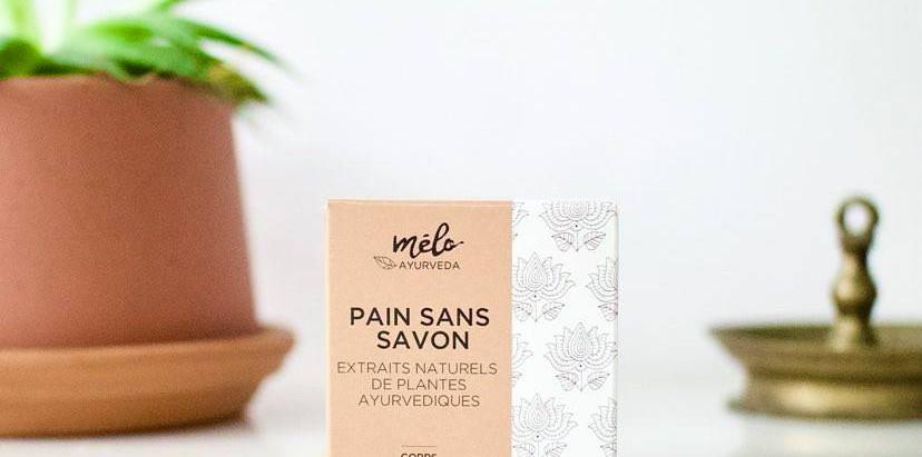 Un savon pH neutre pour la peau, proche de 5,5