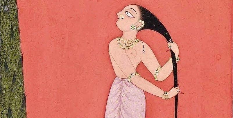 Origine du shampoing: de l'Inde à l'Europe