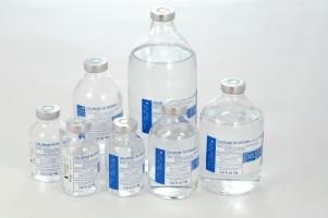 Chlorure de Sodium 0,9% serum physiologique bebe