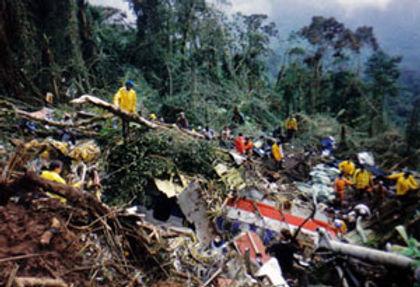 American 965 crash_site_2 FAA.jpg