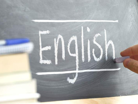 #English