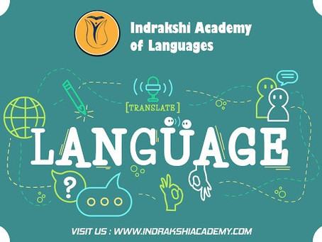 Learn a new language and you will discover a new you