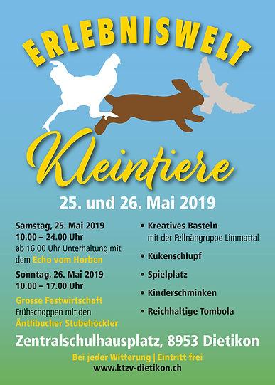 Erlebniswelt Kleintiere_Flyer A6_2019-1[