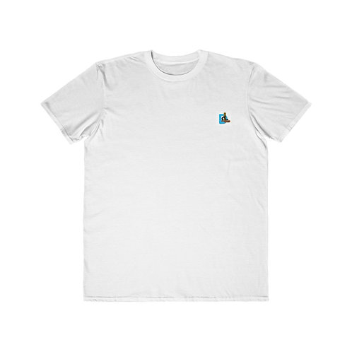 Men's Lightweight Fashion Tee - Daddy's logo