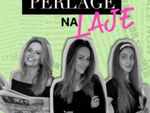 Podcast feminino by RS com apresentadora Ali Klemt e irmãs