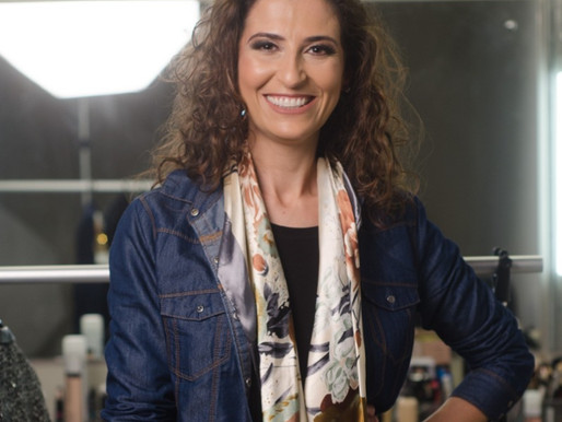 Renata Maria: colunista Bendita