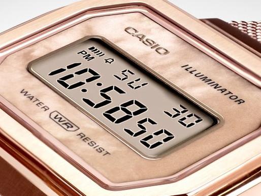 Relógio vintage chega ao Brasil